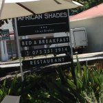 Foto de African Shades B&B