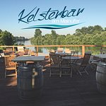 Kelsterbar am Mainufer