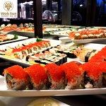 Le nostre specialità della cucina giapponese! Sushi!