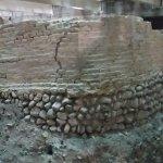 la base della torre medioevale