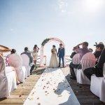 Выездная регистрация брака в Paradise Комарово
