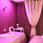 Cabine de massage double - Harmonie des sens