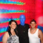 Photo de Blue Man Group