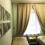 Двухместный номер с двумя кроватями и собственным санузлом