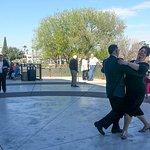 Dancing in the Open