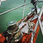 at the bow