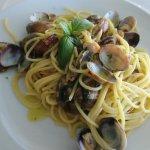 Spagetti Vongole ---- migliori!!
