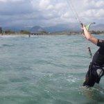 kite spot kiteschule auf Mallorca edmkpollensa com deutsche kitekurs kiten lernen