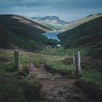 Typical Scottish Landscape