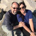 Patty LeBon Herb and Guntram - your hosts