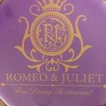 صورة فوتوغرافية لـ روميو وجولييت