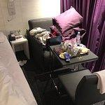 Un hotel non digne d'un 4 étoiles honteux