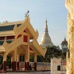 West Gate and Swedagon