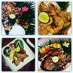oishi bbq sea food....