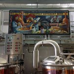 Big Rock's gleaming brewery