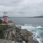 Lighthouse at Watsons Bay - about 15 minutes walk