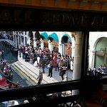 Una bella vista di Venezia