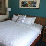 莫林機場萬豪費爾菲爾德套房飯店照片