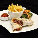 Tavuklu&Etli Wrap - Wrap with Chicken&Beef