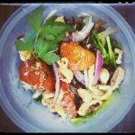 Salade de Calamars.