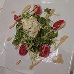 Jumbo Lump Crab Salad with Champagne Vanilla Dressing