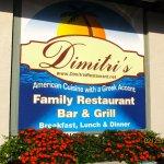 Foto de Dimitri's Family Restaurant