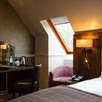 Dalziel Park Hotel, Bedroom