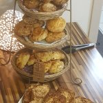 Scones & brown bread made daily !!