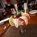 Wild caught U-8 gulf shrimp