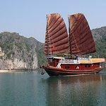 Kong Skull island - Sails of Indochina