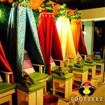 Footzee'z interior
