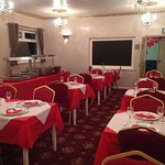 Our sunday carvery room