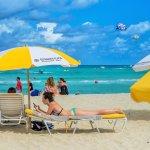 Beach Amenities Included