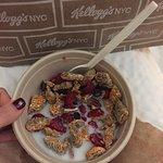 Le Cereal Bowl de chez Kellogg's