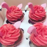The Flamingo Cupcakes