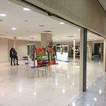 Bouganville Shopping Photo