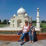 eşim ve annem le miyatür park1