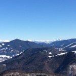 Výhľad na Vysoké Tatry