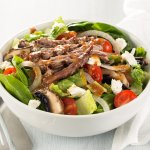 Filet Tip Salad