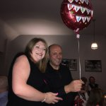 Great birthday... special thanks to Franco x