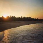 """ближайший пляж к отелю """"Laluna"""""""