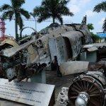 Wreck of Phantom F4 II
