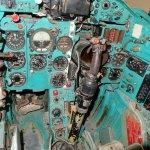 Cockpit MiG 21.....