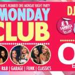 #MondayClub Birminghams longest running Monday night session