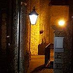 Royal Rooms at night