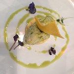 Merluzzo e polenta