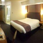 Panorama photo of standard room
