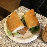 Vegan East Meets West sandwich (full)