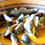 tichinda. Mangrove mussel dish