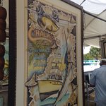 Additional photos from nautical flea market held at park